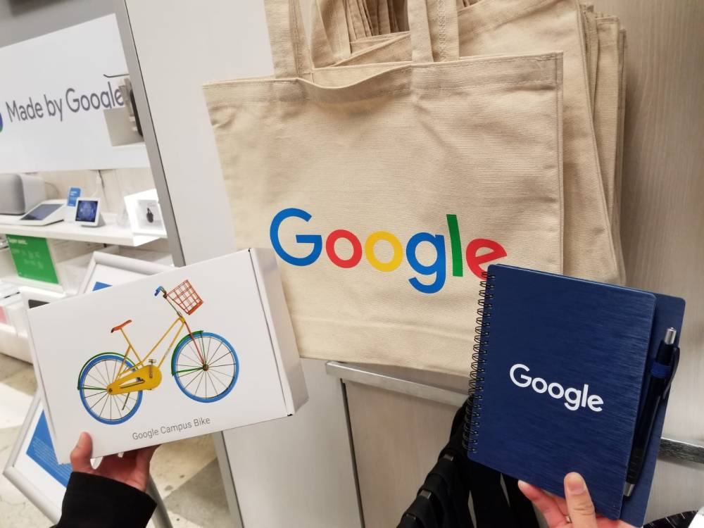 Google Merchandise