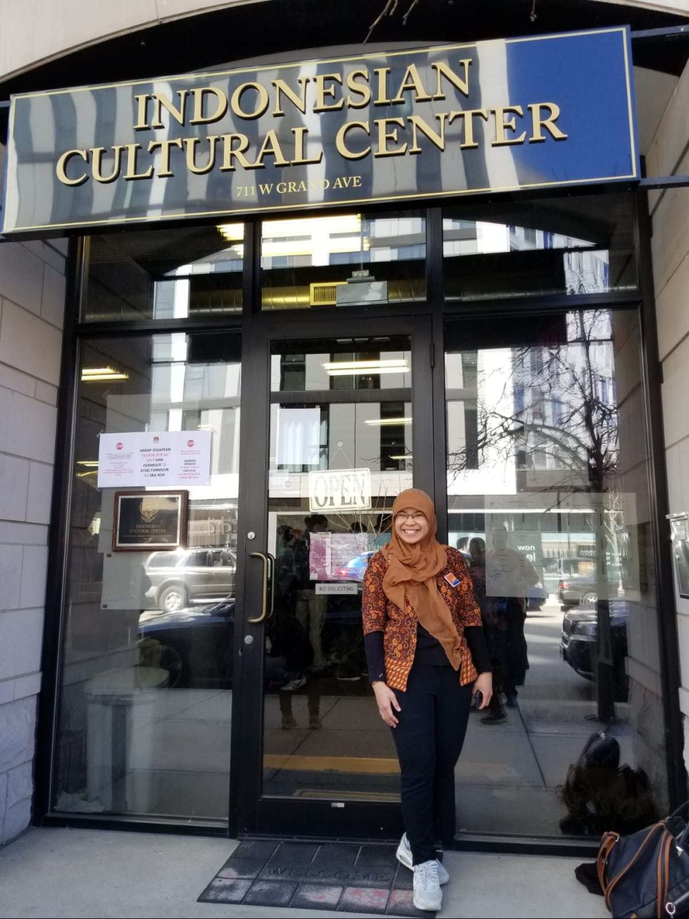 Indonesian Cultural Center, Chicago