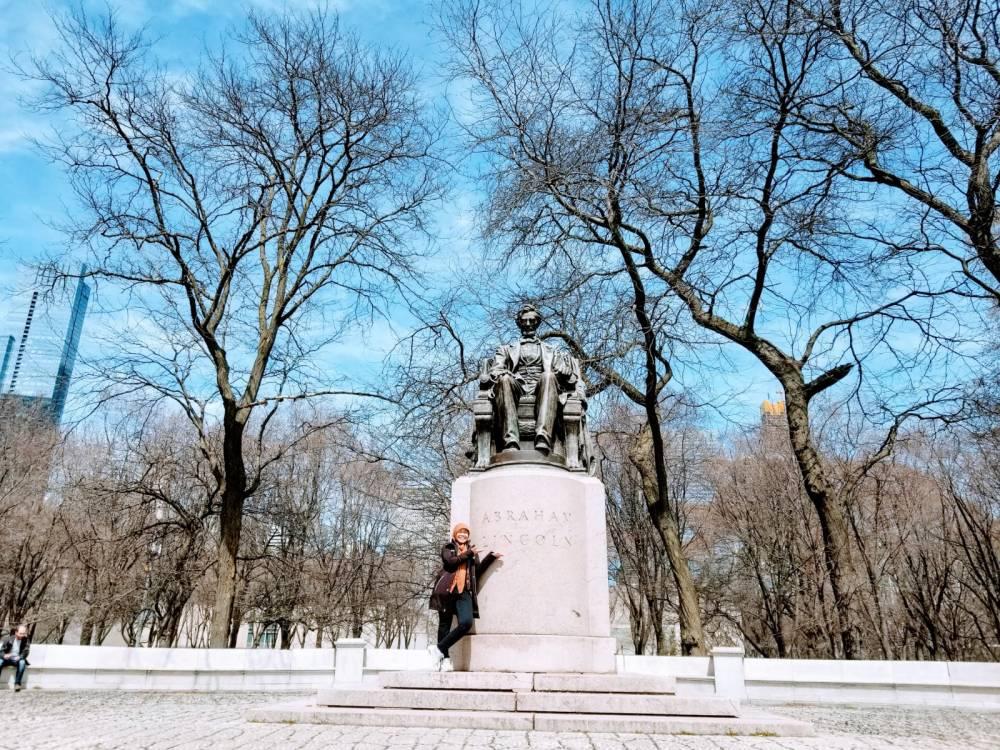 Abraham Lincoln Statue, Chicago
