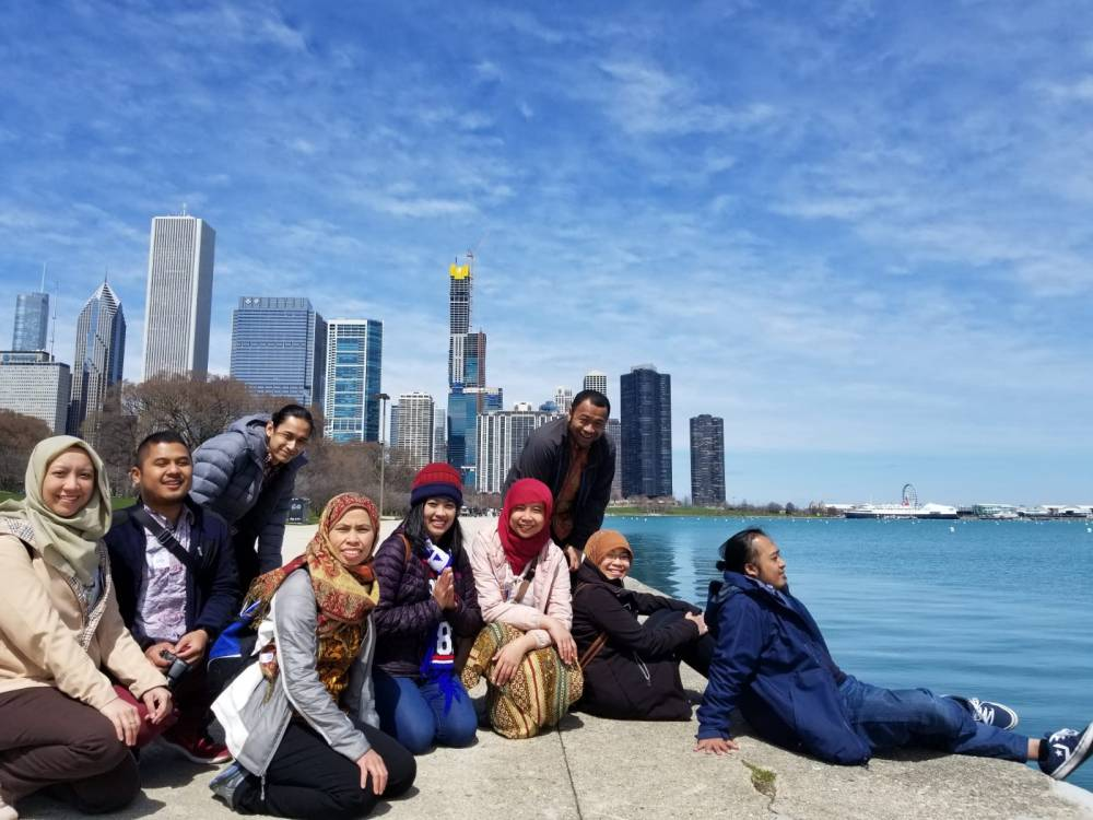 Michigan Lake, Chicago Side
