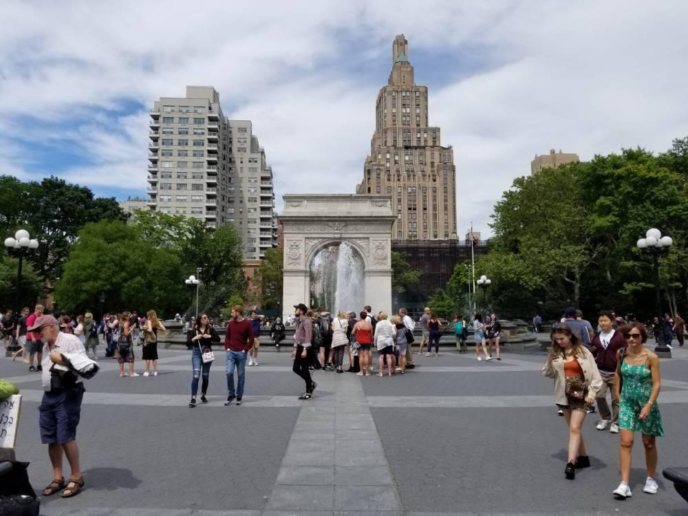 Washington Square Park (2)