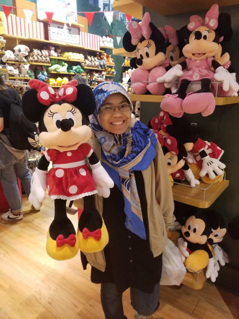 Disney Store, Times Square