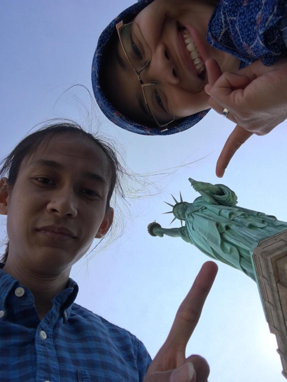 Aku, Kamu, dan Mbak Liberty