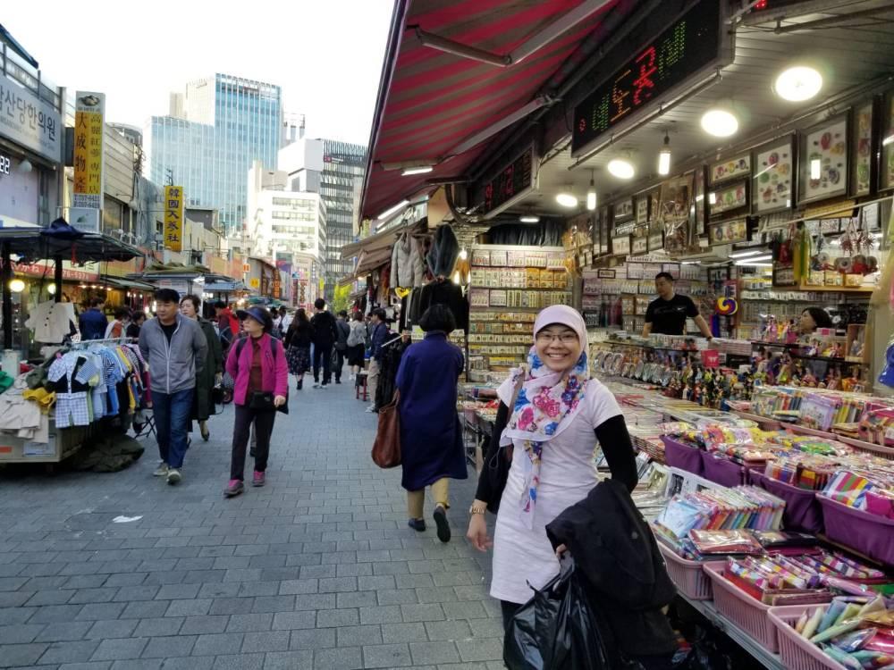 Di Pasar Namdaemun
