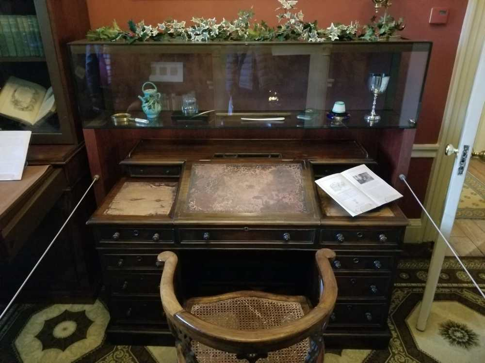 Charles Dickens' Table